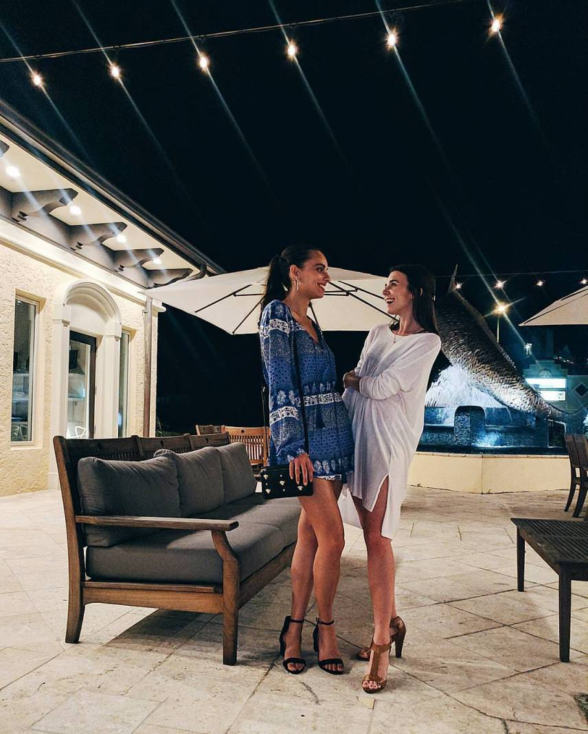 Beachside Night Out Outfits