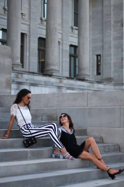 Street Style on the Steps