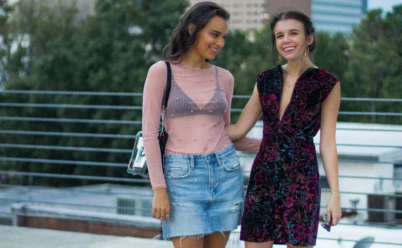 The Brunette Salad: Making a Style Icon Accessible