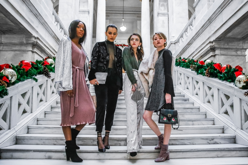 Happy Holla-Days: Style Tips For TheSeason
