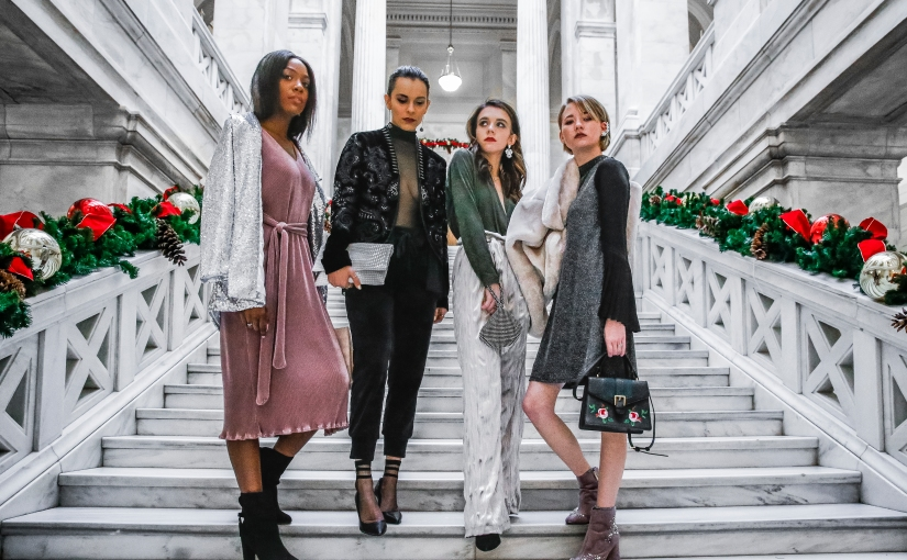 Happy Holla-Days: Style Tips For The Season